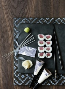 Sushi course for beginners
