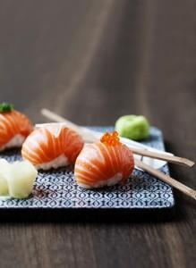 Nigiri sushi for beginners