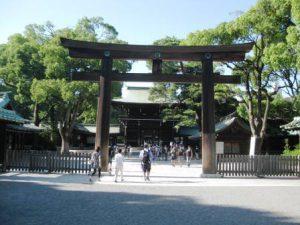 Maiji shrine
