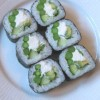 Vegetarian sushi for beginners