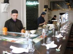 London: Review of restaurant Yashin Sushi & Bar