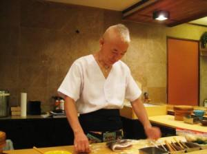 Tokyo: Review of restaurant Sushi–Kinoshita