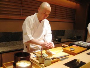 Tokyo: Review of 1 Michelin sushi restaurant Tokami