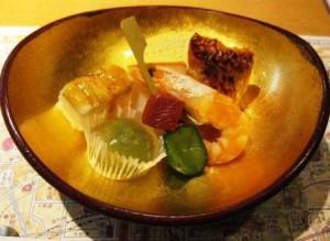 Tokyo: Review of restaurant Minokichi