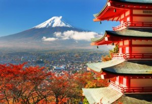 Japan the perfect travel destination!