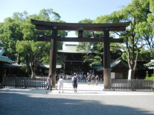 Maiji shrine
