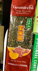 Which Japanese Green tea is the most popular in Europe?