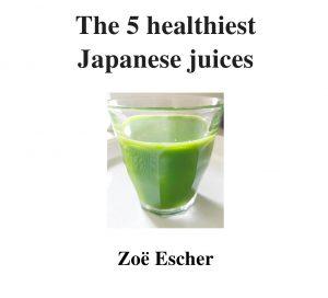 NEWS – eBook: The 5 healthiest Japanese juice