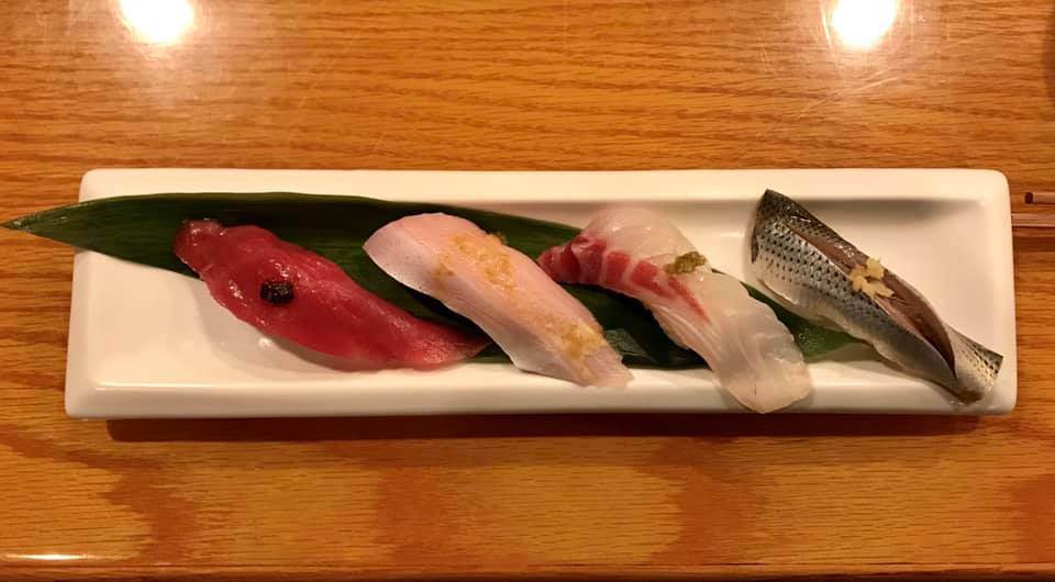 More Japanese sushi in Los Angeles
