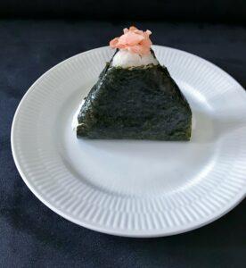 Onigiri - Japanese rice ball with filling